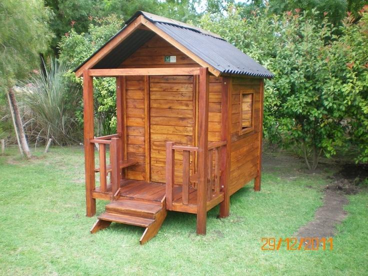 Juegos de madera para jardin excelente casita con for Casita infantil jardin