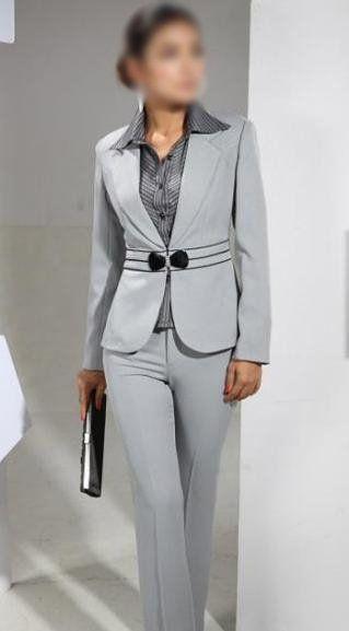 Elegant women suit