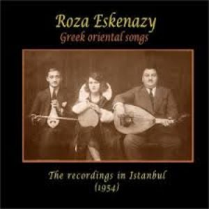 Roza Eskenazi (Greek: Ρόζα Εσκενάζυ) (mid-1890s – 2 December 1980) was a famous Jewish-Greek singer of rebetiko and Greek folk music born in Constantinople, whose recording and stage career extended from the late 1920s into the 1970s.Eskenazi was born Sarah Skinazi to an impoverished Sephardic