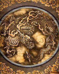 妙心寺や天竜寺で有名◎迫力の八方睨みの龍を見に行こう♪ | ギャザリー