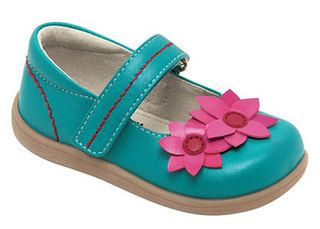 1-3 YEARS Marlo Aqua >>> Girls Leather Shoe Winter 2014, $69.95 AUD *Australia and NZ customers only. Find out more about this shoe on SeeKaiRun.com.au