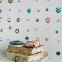 Wallpaper renovation pinterest sewing rooms buttons and sewing