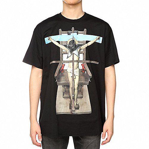 (ジバンシー) GIVENCHY Men's T shirts 16SS スター・ジーザス オーバーフィットTシャ... https://www.amazon.co.jp/dp/B01HFZRREO/ref=cm_sw_r_pi_dp_yrkCxbTRE02K6