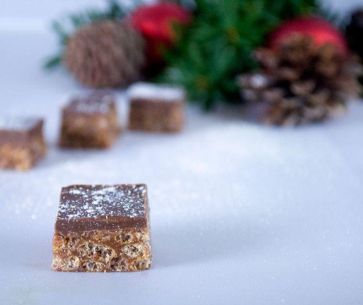 Nu er det lige på falderebet med julekonfekt og lækre karameller. Men hvem siger, at man ikke kan lave det efter jul? Disse her, er nu nemme og hurtige at fremstille, så jeg tror det kan nåes endnu…
