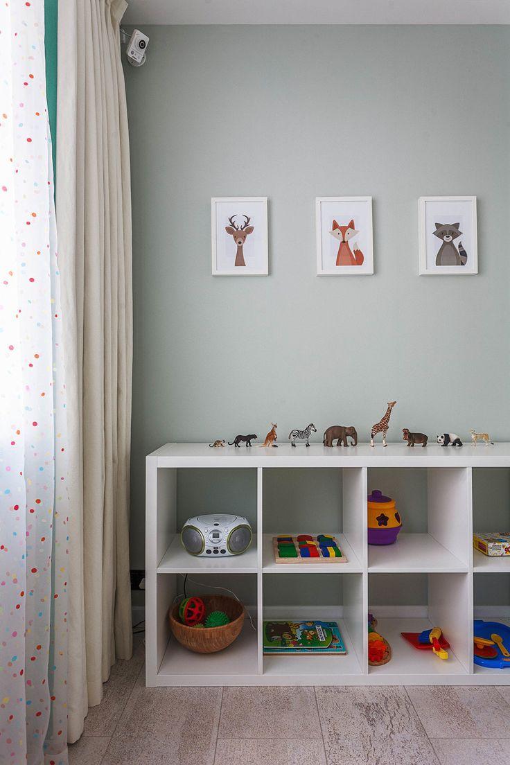 Фотография: Детская в стиле Современный, Квартира, Проект недели, Москва, ИКЕА, Мила Титова – фото на InMyRoom.ru