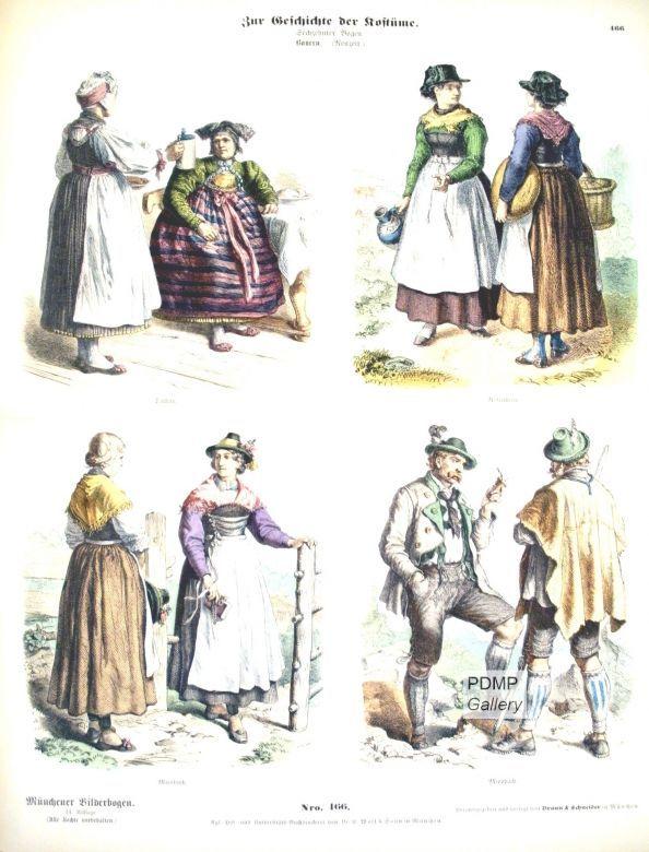 German Fashion Spring