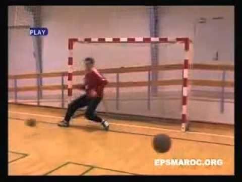 Handball Tormann Training Goalkeeper