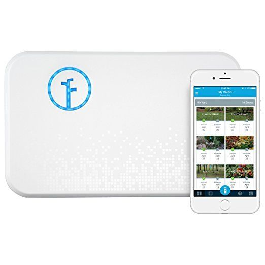 Another great suggestion from my brother-in-law… the Rachio Smart Sprinkler Controller. This handy gadget and smart phone system allows you to control your sprinklers from anywhere, with features set up to save you water and money. Set up sprinklers to adjust for plant types, soil, weather forecast, and more. Gifts for Men ~ She Picks! 2017 Gift Guide #shepicks #giftsforhim