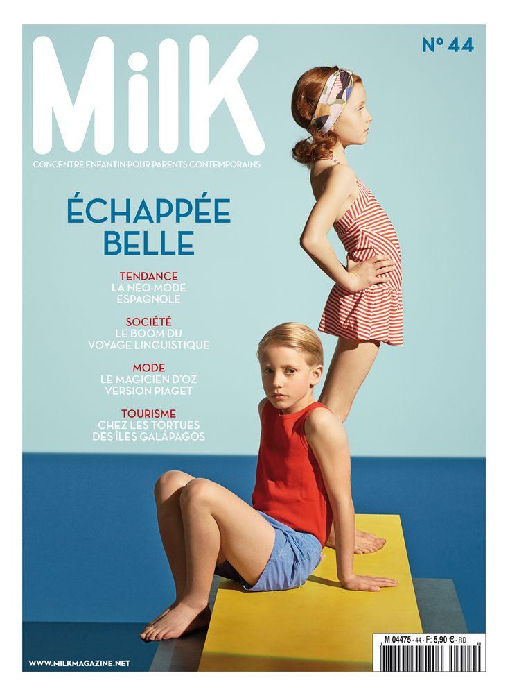 MilK 44 est en kiosque ! MilK 44 is now available!