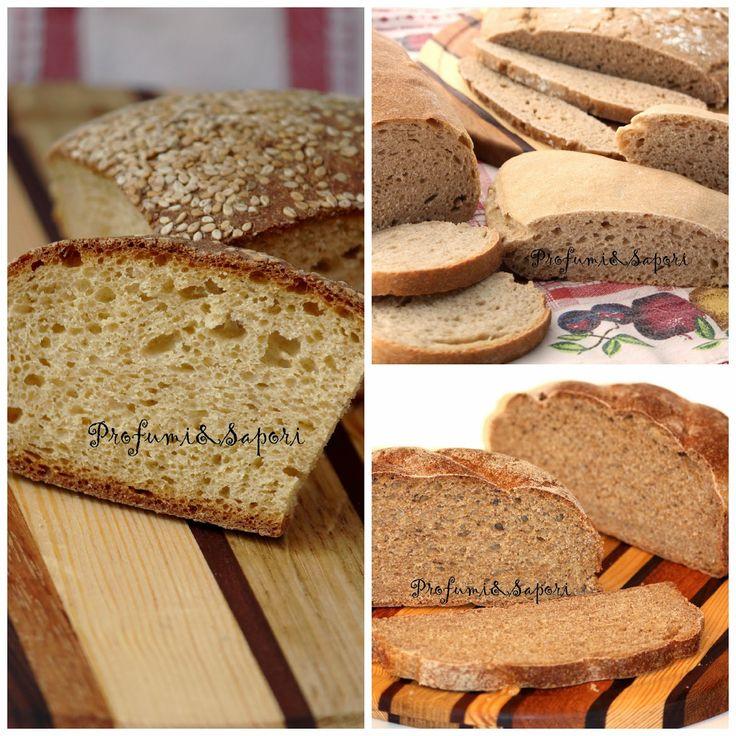 Profumi&Sapori: Pane con farina Tumminia e lievito madre