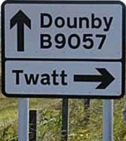 Check out this list of hilarious place names in the UK