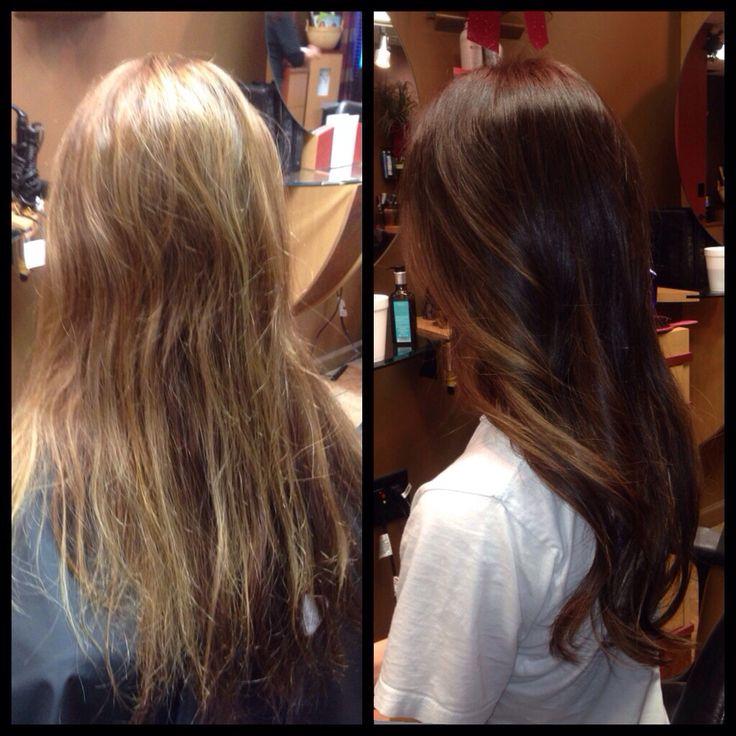 лечение раннее седение волос