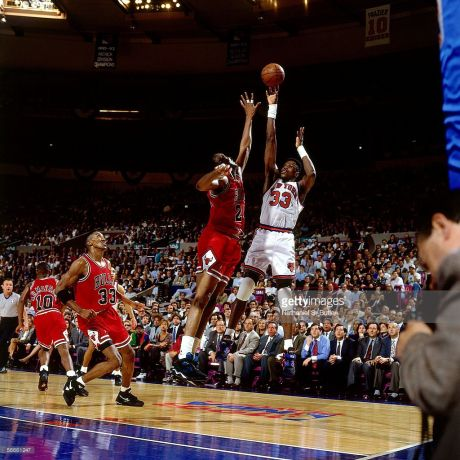 [Focus] NBA Playoffs 1993 – Bulls vs Knicks – Acte III