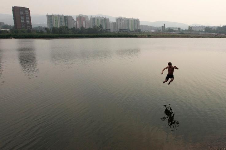 The Yenisei River