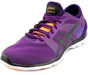 Asics Gel-fit Nova Round Toe Canvas Cross Training.