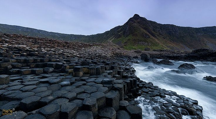 Тропа великанов. Северная Ирландия. Giant's causeway. Northern Ireland. Фототур, фототуры. Phototour