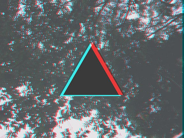 Hipster Triangle Tattoo | hipster triangles | Design ...
