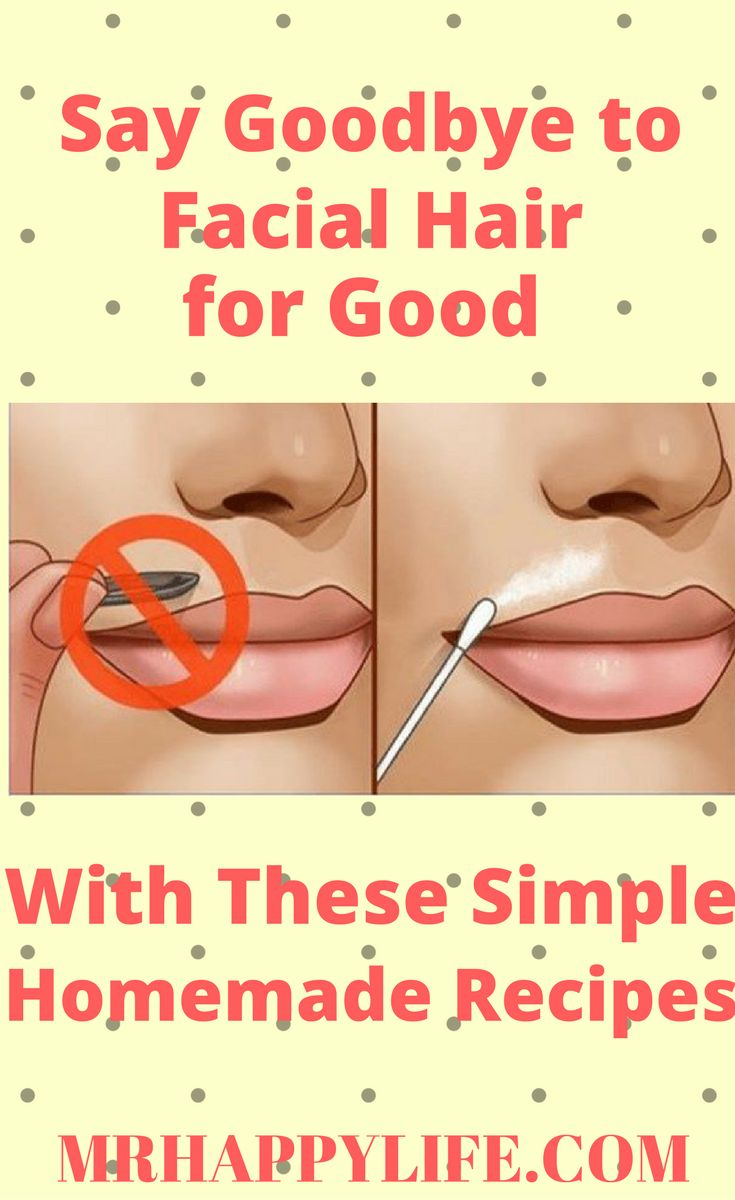 Women are constantly looking for some permanent solution which will put an end to their facial hair troubles. Most women resort to all sorts of treatments for their removal like waxing or shaving but experts say that these methods are completely wrong, because they can have the opposite result.