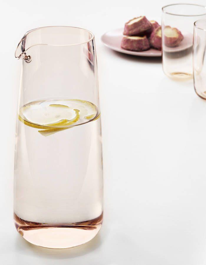 Carafe en verre Ikea