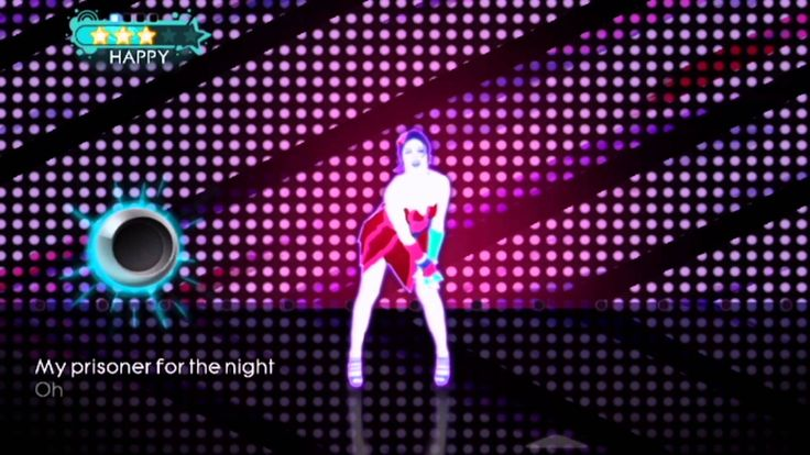 """Just Dance Greatest Hits """"Only Girl In The World"""" 5 Stars"""