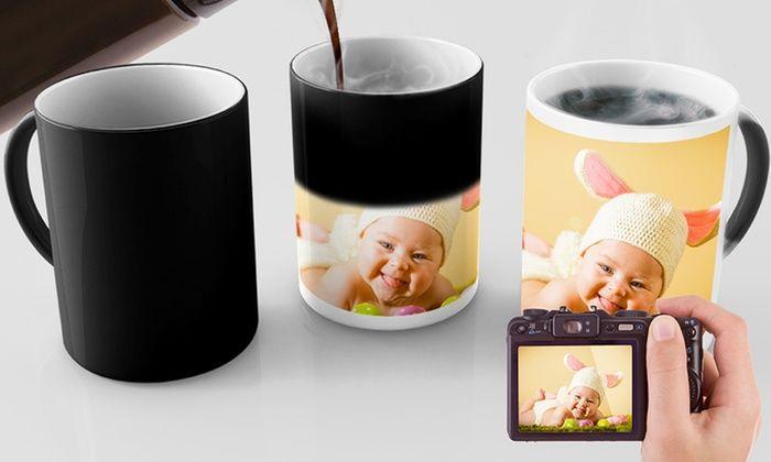 Printerpix: Custom Photo Mugs from Printerpix