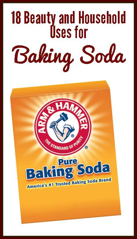 20 best images about Baking soda on Pinterest