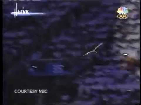Tiger at the 2002 Winter Olympics - YouTube