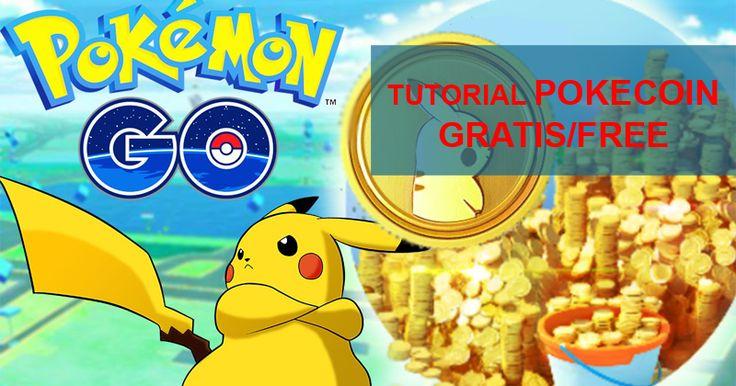 ara Mendapatkan Pokecoin Gratis Di Game Pokemon GO, dengan cara ini kalian bisa mendapatkan pokecoins gratis dengan cepat aman dan anti banned karena cara mendapatkan pokecoins ini resmi bukan cheat yang tidak membahayakan akun pokemon go kalian. #pokemongo   #pokemon   #pokecoins http://bit.ly/2aXxQDn http://goo.gl/DnqjGt