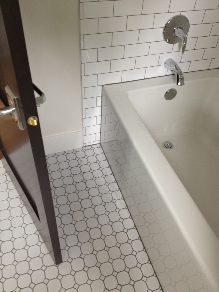 Shower Floor Tiles Which Why And How: Crisp And Clean. Appropriate