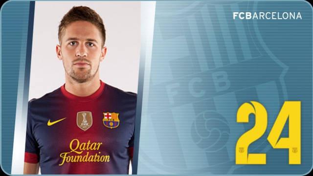 Fontàs - Andreu Fontàs Prat - Biografía | FC Barcelona