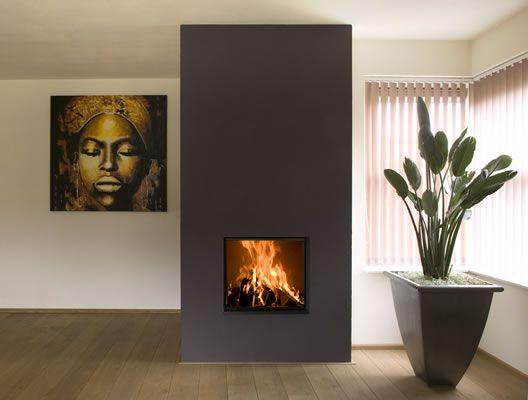 Kal-fire Wood Burning Fireplaces - Heat Pure Range