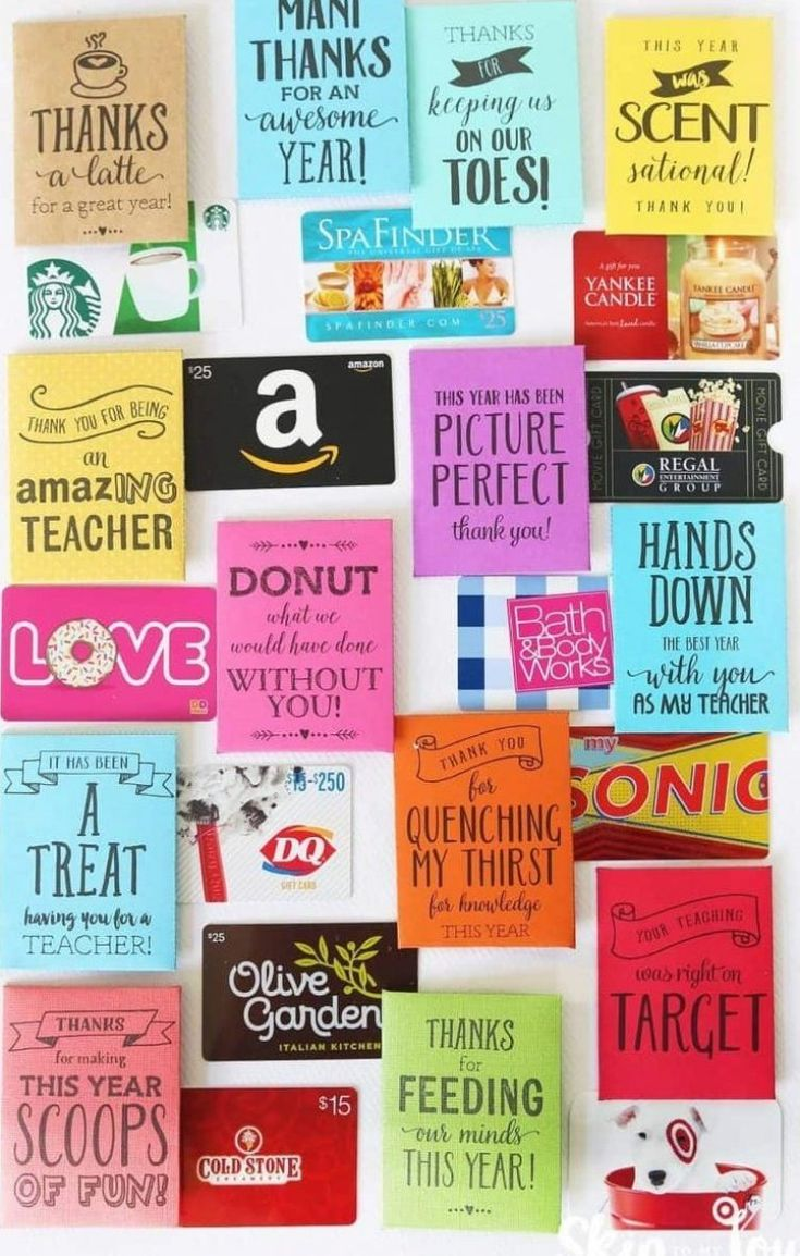 50 cute sayings for teacher appreciation gifts perfect