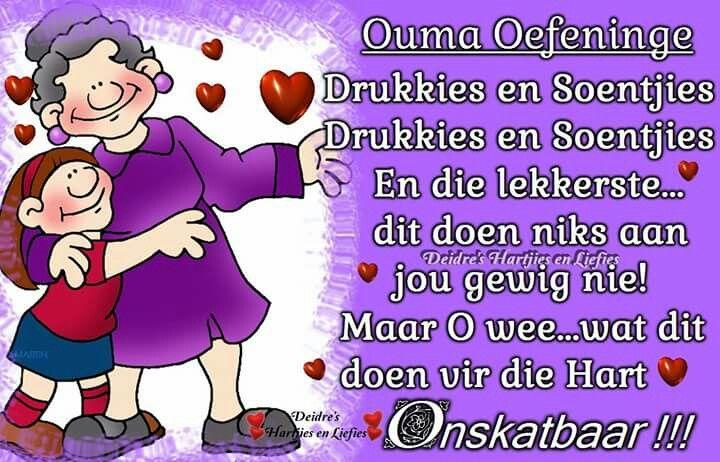 Ouma Oefeninge