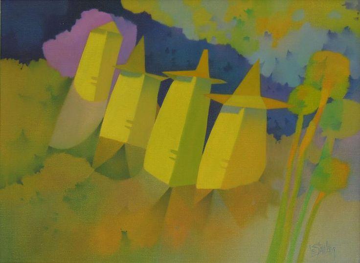Claude Le Sauteur - Quatuor aux aguets (1989)