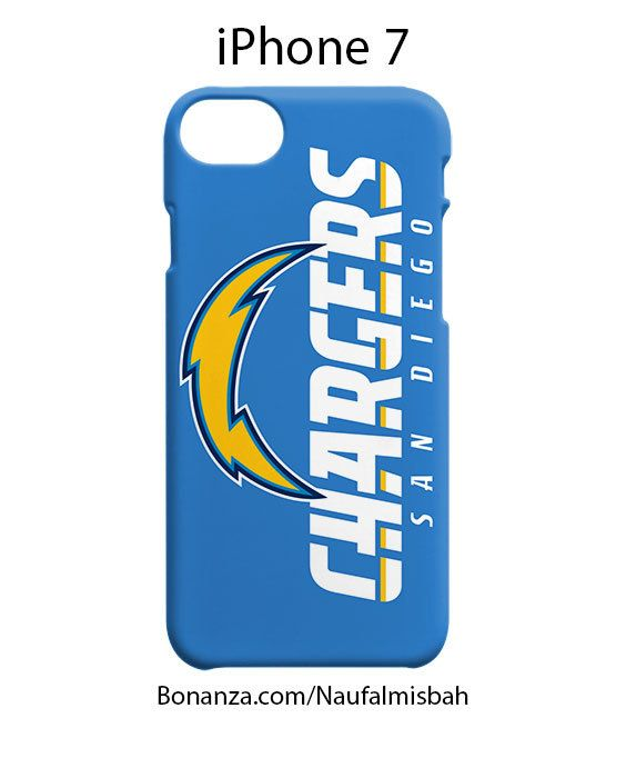 San Diego Chargers Logo iPhone 7 Case Cover Wrap Around