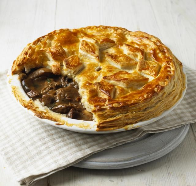 Here are 25 of the best of British pie recipes. Comforting, tasty, savoury or sweet, we love them all.