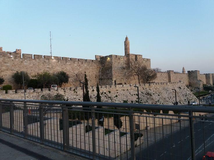 Cetatea Ierusalim