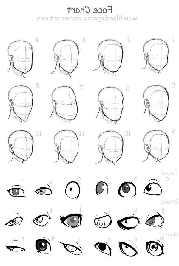 Kopf – Face Drawing