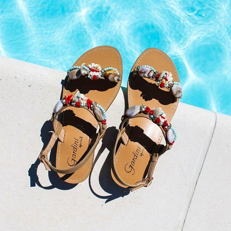 Sandali dal sapore d'estate! ☀️☀️☀️ Scarpe #Gardini online su ➡️ RicciShop.it  #saldi #sale #saleoff #gardinispirit #sandals #sandali #shoes #scarpe #summermood #summer #glamour #loveshoes #newcollection #womanshoes #love #springsummer2017 #cool #moda #style #outfit #beautiful #instashoes #shopping #shoponline #riccishop #italy