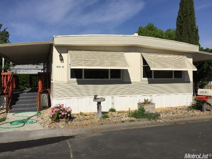 For Sale - 4223 Floral Drive #83, Sacramento, CA - $34,900. View details, map and photos of this mobile/floating home property with 2 bedrooms and 2 total baths. MLS# 16042982.