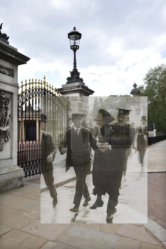 StreetMuseum: Looking into the Past With an IPhone App!