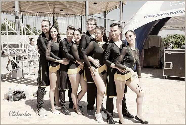 Fuenlabrada dances even if it´s hot (2017)