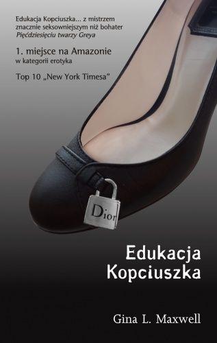 Okładka książki Edukacja Kopciuszka