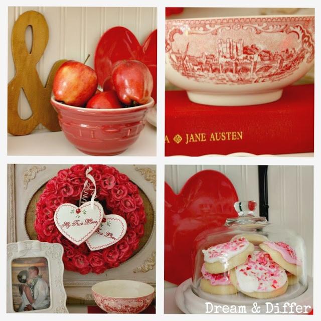 valentine's day site theme