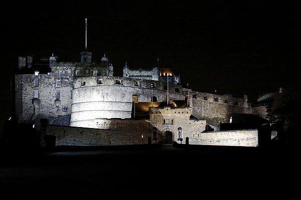 Edinburgh Castle - Prints for Sale
