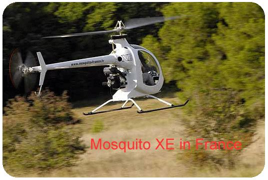 Mosquito Ultralight Helicopter
