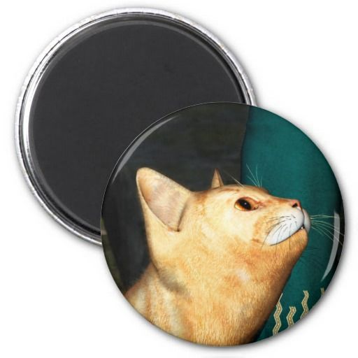 some of my cats proposed as magnet. This is Ginger Cat 2 Magnets