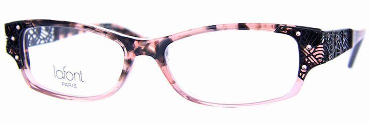 Lafont Legende Eyeglasses | Women's Plastic Unique Eye Glasses