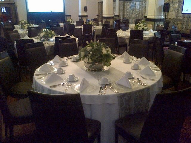 Type of setting for The Reserve great venue of @tajcapetown #Lovecapetown pic.twitter.com/GTARhnSYV9 - Fuad Peters @fuadpeters