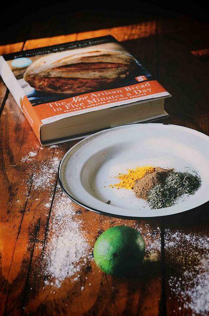 Whole Wheat Masala Bread | A Brown Table